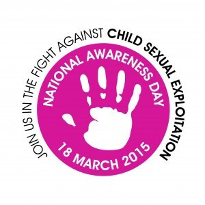 GIVE A HELPING HAND - Support CSE Awareness Day 18-03-19